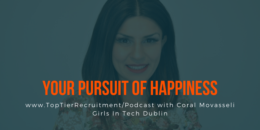 Girls In Tech - Coral Movasseli - Podcast Interview