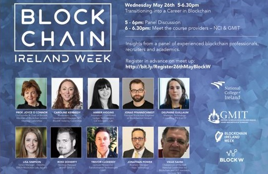 Transitioning into a Career in Blockchain
