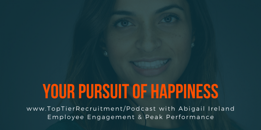 Employee Engagement and Peak Performance - With Abigail Ireland