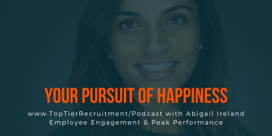 Employee Engagement and Peak Performance - With Abigail Ireland