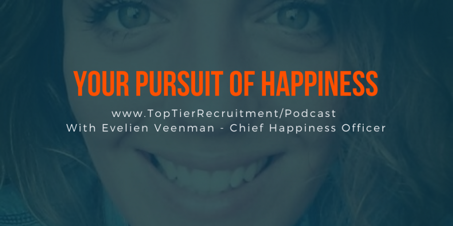Chief Happiness Officer: Evelien Veenman