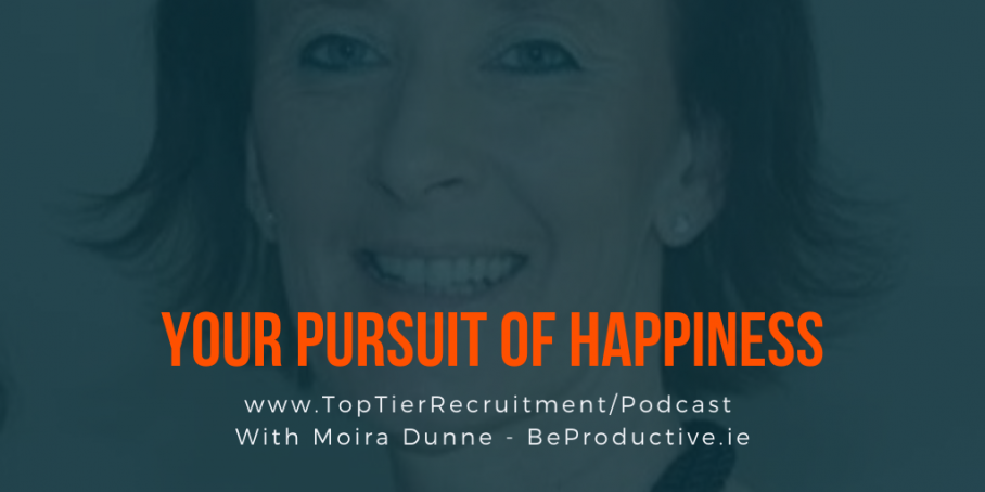 How To Be More Productive At Work - Moira Dunne from BeProductive-ie