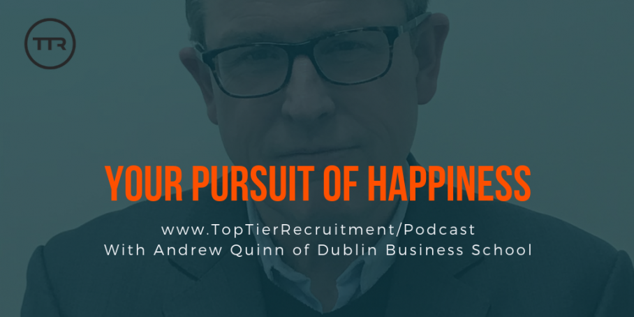 Talking Fintech With Andrew Quinn of Dublin Business School