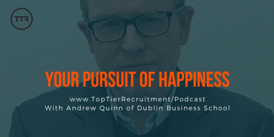 Talking Fintech With Andrew Quinn of Dublin Business School