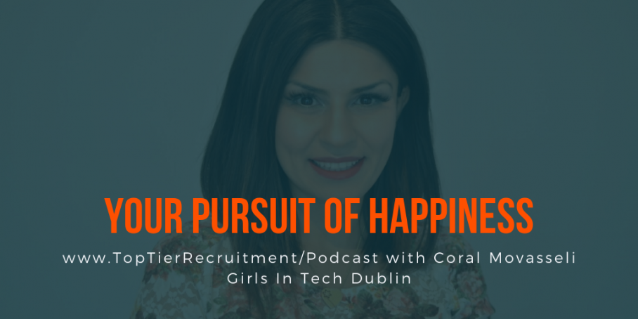 Girls In Tech Dublin - Coral Movasseli