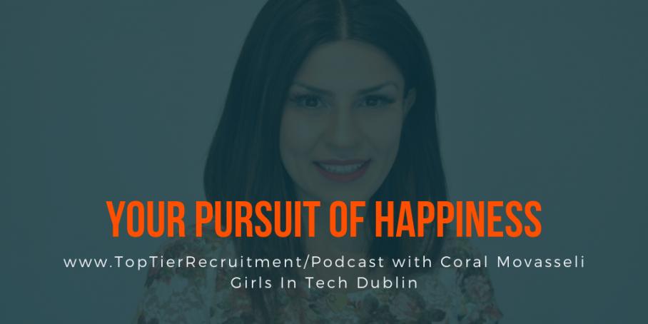 Girls In Tech Dublin - Coral Movasseli