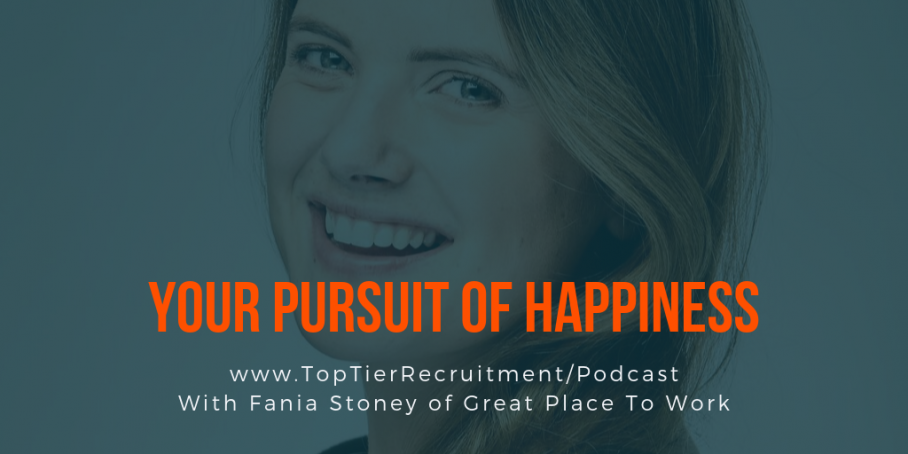 How To Create A Great Place To Work [Interview With Fania Stoney]