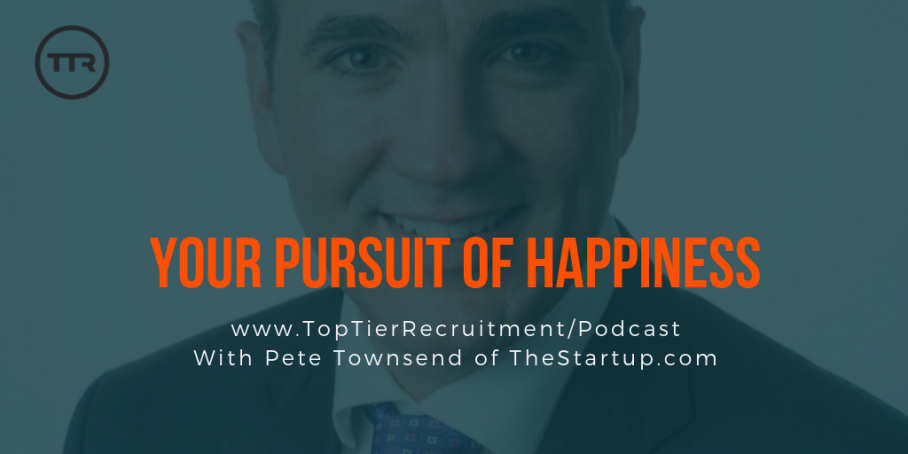Pete Townsend of TheStartup.com On The Funds Industry In Ireland And On Helping Tech Startups