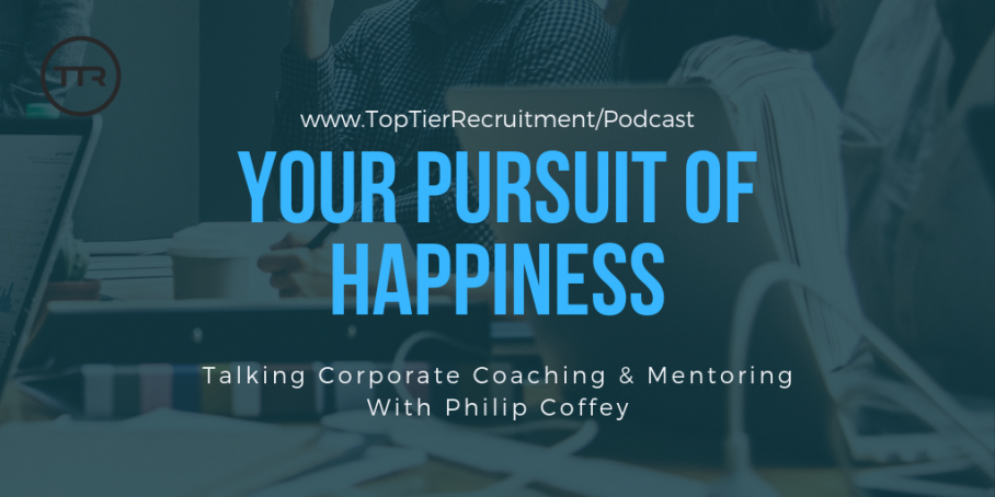 Talking Corporate Coaching & Mentoring With Philip Coffey