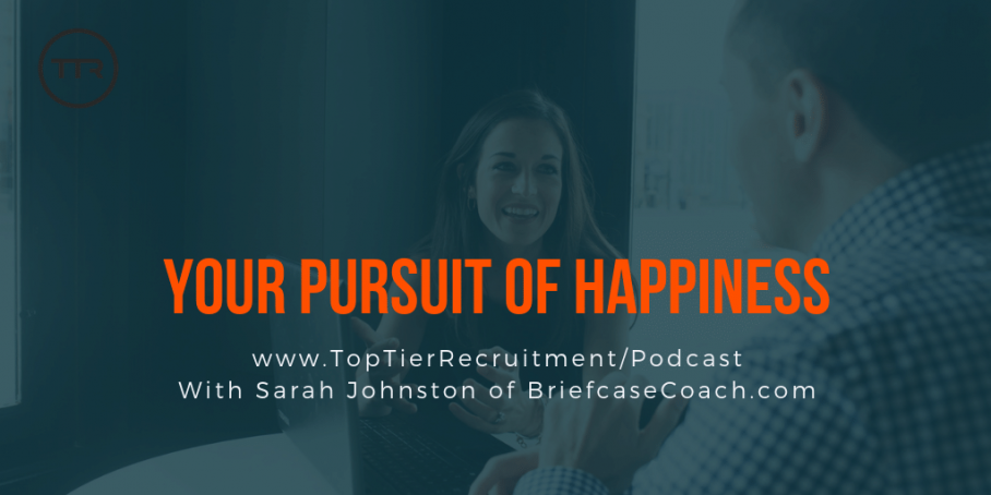 Special Guest Interview: Sarah Johnston Of BriefcaseCoach.com