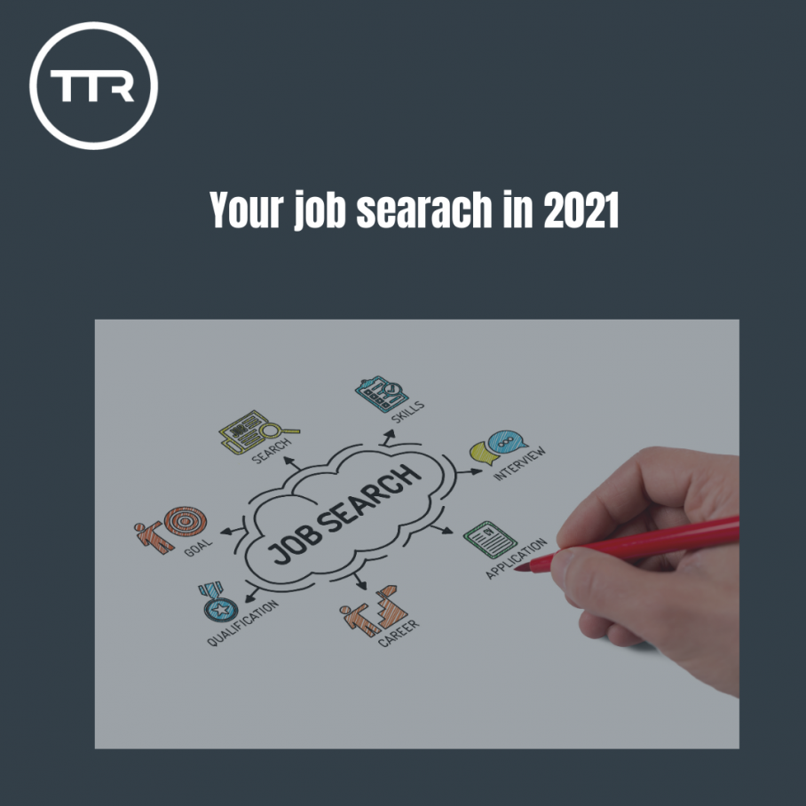 Your Job Search in 2021