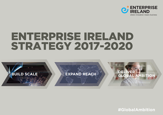 Enterprise Ireland Strategy