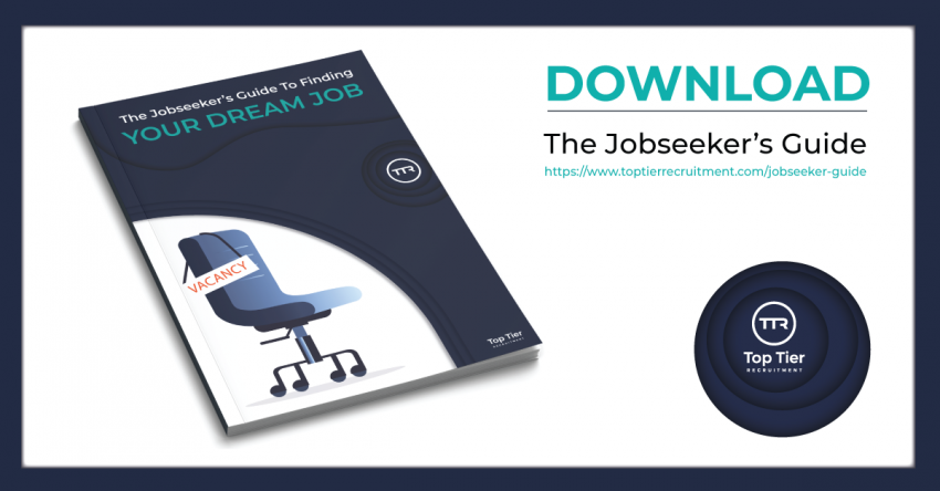 Jobseeker Guide To Finding Your Dream Job