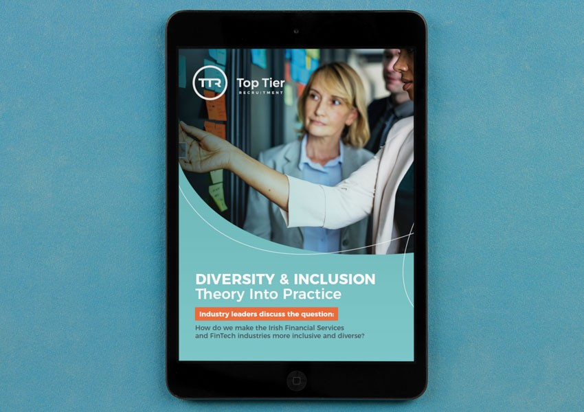 Want To Work In A More Inclusive & Diverse Workplace?